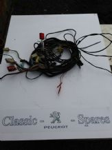 peugeot 205 1.6 / 1.9 gti dash wiring loom electric window central locking
